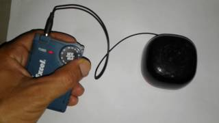 Walkman Gillette Sensor Excel anos 90 raridade.