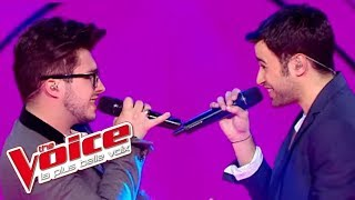 The Voice 2013 | Olympe & Anthony Touma - Relax, Take it Easy (Mika) | Demi-Finale