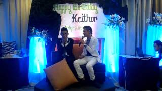 Keithson- Grow Old With You Cover by Jayson
