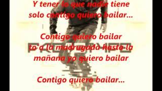 """Contigo Quiero Bailar - Jayko """"Prototype"""" [Con Letra 2013] Original"""