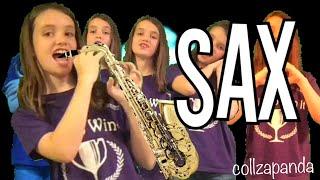 Sax Video Star // collzapanda