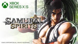 Samurai Shodown coming to Xbox Series X/S this Winter