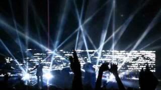 Massive Attack - Karmacoma live Zagreb 2009