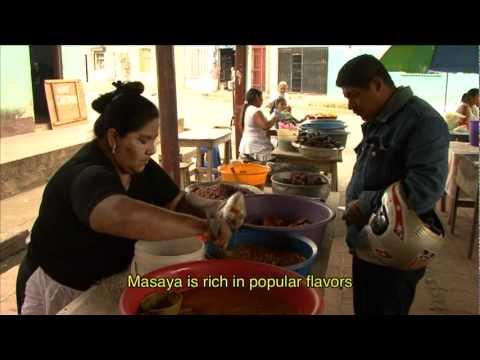 Departamentos y rutas: Masaya