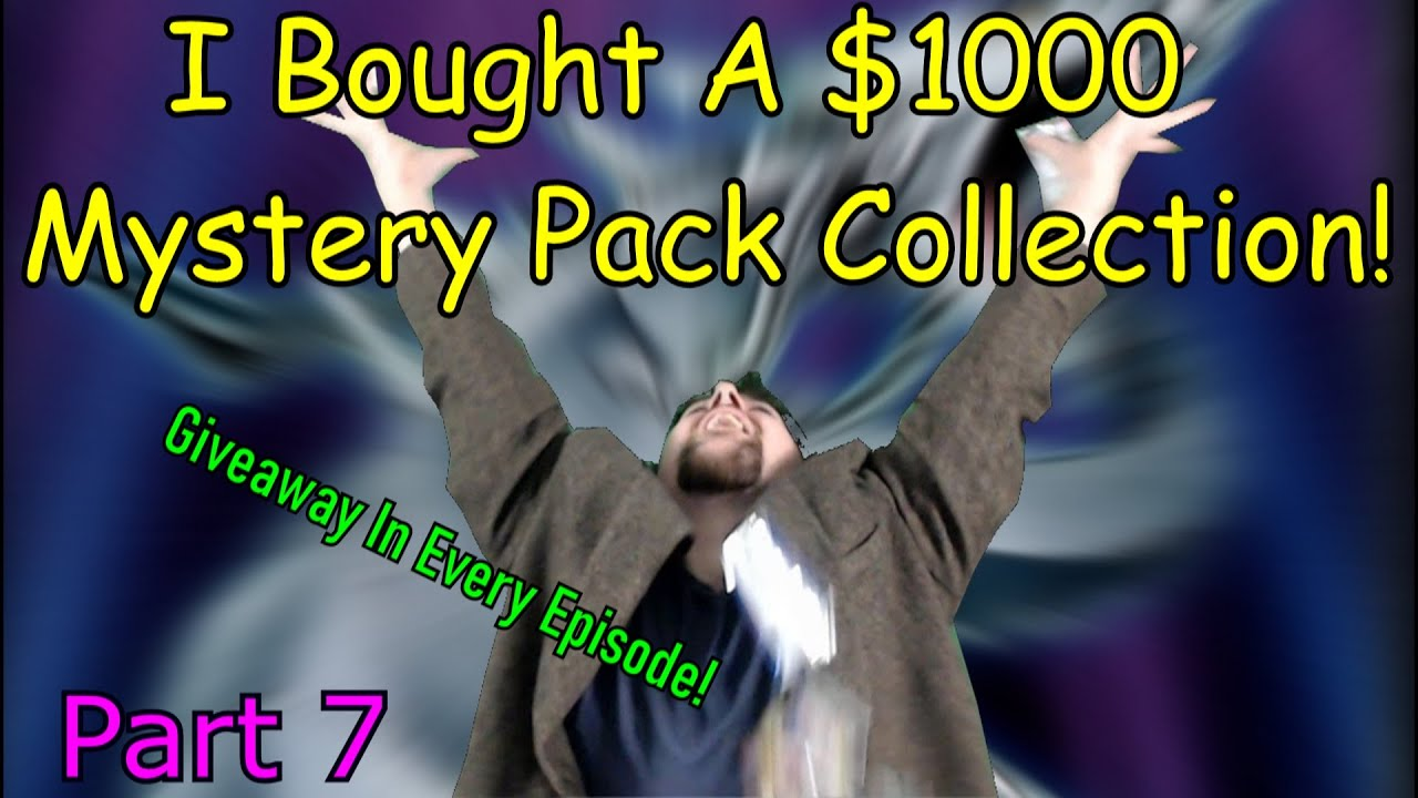 GGVision - I BOUGHT A *$1000* Yu-Gi-Oh! MYSTERY PACK COLLECTION! - Part7/8 - Collector Tin Secret Rares Galore!