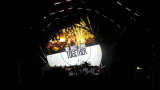 Nickelback-  When We Stand Together-  June 27 Toronto