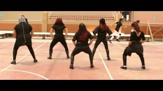XT Generation| Cover Dance - Dance Practice| Crazy - 4MINUTE '2015'