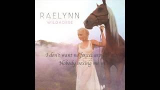 RaeLynn - WildHorse Lyric Video
