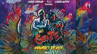 J. Balvin, Willy William - Mi Gente [Mambo Remix]