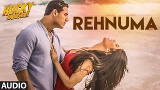 REHNUMA Full Song | ROCKY HANDSOME | John Abraham, Shruti Haasan | Review