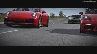 Assetto Corsa Ultimate Edition Intro [PS4/Xbox One]
