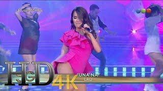 Lali Espósito ~ Una Na (Programa de Suana Gimenez) (Live) 2017 HD 4K