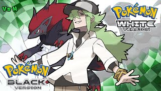 Pokemon Black/White - Battle! N Music (HQ)