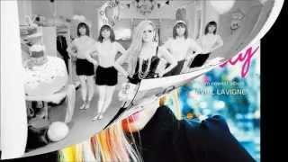 Avril Lavigne-Hello Kitty(Lyrics) HD