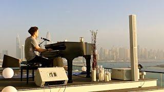 """Rihanna - Stay"" | Piano Cover | Stephen Ridley (Live in Dubai)"