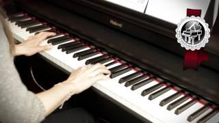 """PACHELBEL - """"Canon"""" Easy Piano Version"""