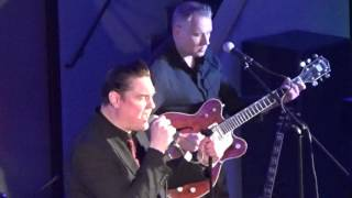 Suspicious Minds Cover Elvis Fine Young Cannibals Mr Fingers And The Shifters live Gruene Halle 2016