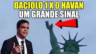 CABO DACIOLO VS LOJAS HAVAN - DEUS YHWH MANDA SEU SINAL!!!