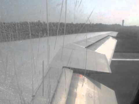 Biman Bangladesh Taxi & Takeoff from Chittagong (DC10)