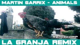 MARTIN GARRIX - ANIMALS (LA GRANJA REMIX) 2016 NEW SONG
