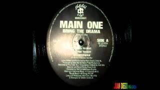 Main One - Bring The Drama.