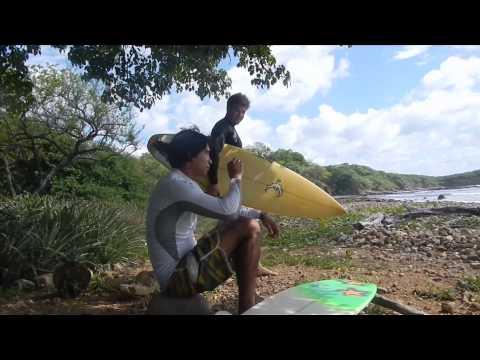 Nicaragua | San Juan Del Sur Surf | El Remanso | San Juan Del Sur, Nicaragua |  Nicaragua Surfing HD