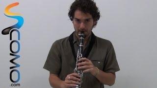 """""""La Cucaracha"""" tocada con Clarinete"""