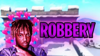 Fortnite Montage - Robbery (Juice WRLD)
