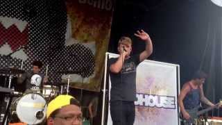 """GOLDHOUSE """"Everything We Used to Do"""" [Live Warped Tour 2013]"""