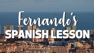FERNANDO LLORENTE'S SPANISH LESSON   ft. Ben Davies, Kieran Trippier and Kyle Walker-Peters