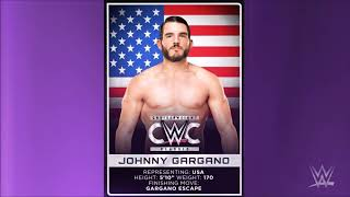 WWE CWC Johnny Gargano - From The Heart (Arena Effects)