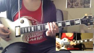 """No Ordinary Love"" - Memphis May Fire Guitar Cover"
