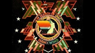 Hawkwind: 'In search of Space' The Vinyl Countdown