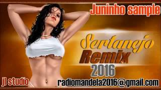 sertanejo remix 2016 dj juninho sample