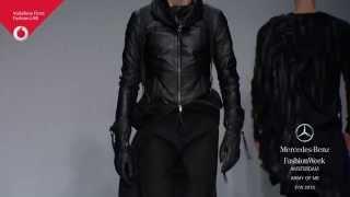 Mercedes-Benz FashionWeek Amsterdam - ARMY OF ME Jan 2015