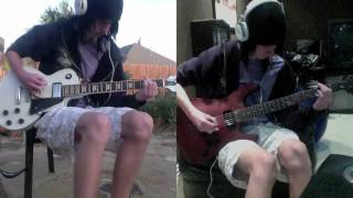 Blessthefall - Hey Baby, Here's That Song You Wanted (Cover)