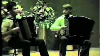 Russian Bayan Duo, 1990: Meadowduck, Gridin