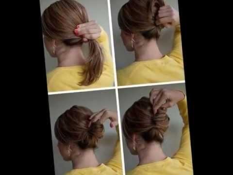 Günlük Saç Modelleri Yapılışları