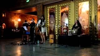 Katyusha by the White lilies live
