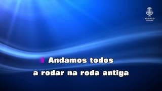 ♫ Karaoke O MEU CORAÇÃO NÃO TEM COR (festival 1996) - Lúcia Moniz