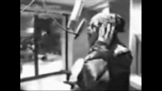 Aaliyah recording the album Age Ain't Nothing But a Number (RARE)