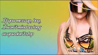 Meghan Trainor - Can't Dance (Lyrics)