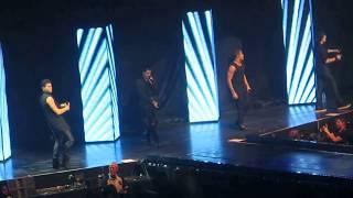 CNCO- Para Enamorarte Live Atlanta 6/25/2017