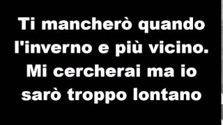 Gigi D'Alessio - Una lunga sera (Con Testo)