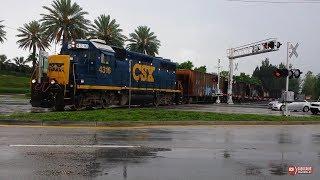 Train, Rain, & Rush Hour