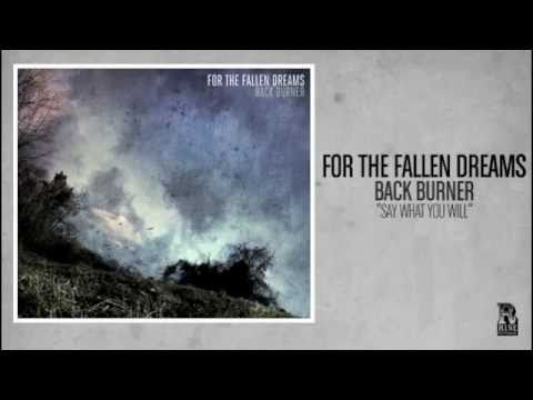 for-the-fallen-dreams-say-what-you-will-riserecords