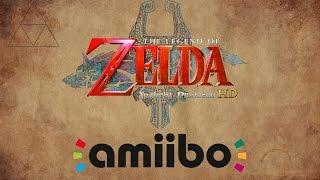 Twilight Princess HD Amiibo Functions Announced