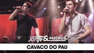 Jorge e Mateus - Cavaco do Pau - [DVD Ao Vivo Em Goiânia] - (Clipe Oficial)