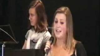 I hate this part - Pussycat Dolls cover by Julie & Shari.wmv