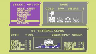 C64 Game: Legions of Death